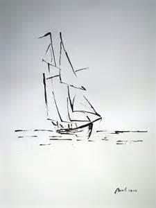 les 25 meilleures id 233 es concernant dessin de voilier sur