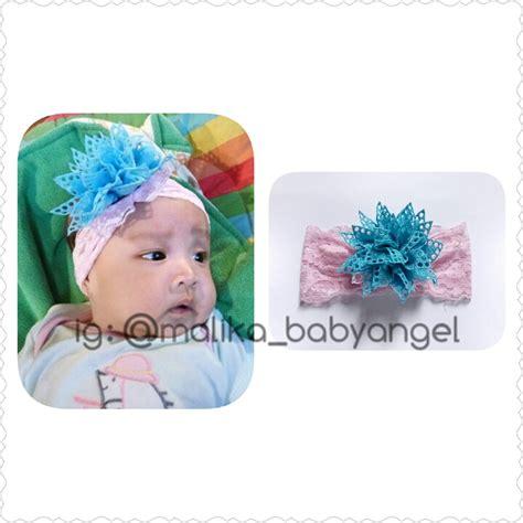 jual headband bandana bando bayi dan balita handmade harga grosir ibuhamil