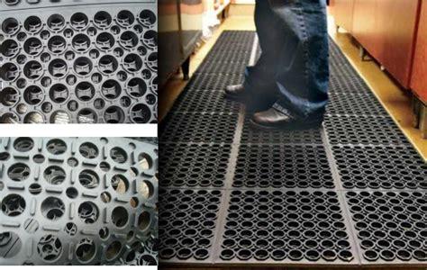 antibacterial floor mat china antibacterial floor mat drainage rubber mat