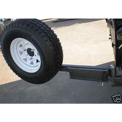 tire swing bracket swing away spare wheel bracket kit 45x200mm stub axle