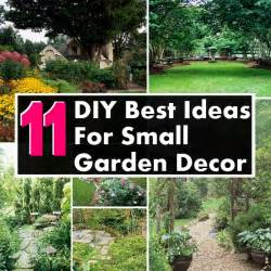 11 diy ideas for small garden decor diy home things diy garden decor ideas diy ideas tips