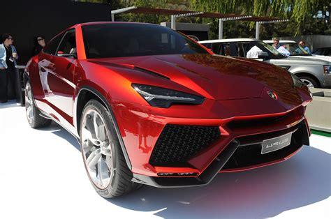supercar suv lamborghini urus concept supercar original