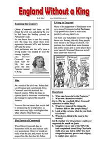 Oliver Cromwell Essay by Essays The Puritans Church And State Oliver Cromwell Fc Lisse