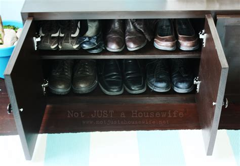 how to make a shoe storage bench entryway shoe storage bench plans woodideas