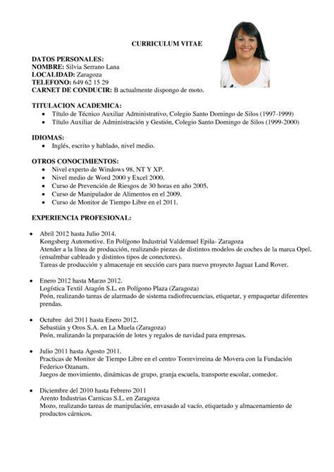 curriculum vitae formato word editable ejemplos de carta de recomendacion para conseguir empleo apexwallpapers