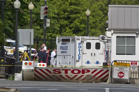 shooting at the white house 12news com secret service suspect shot at white house gate