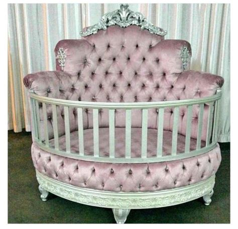 Duvet For Cot Home Accessory Crib Baby Princess Tufted Crystal
