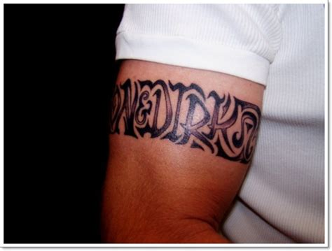 25 Superb Armband Tattoo Designs Armband Tattoos For