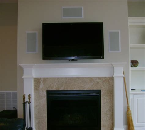 best 25 in wall speakers ideas on tv