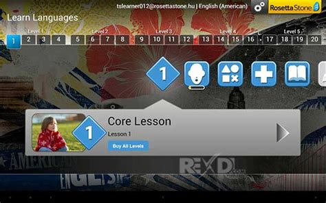 Rosetta Stone Android | learn languages rosetta stone 5 1 0 apk mod unlocked