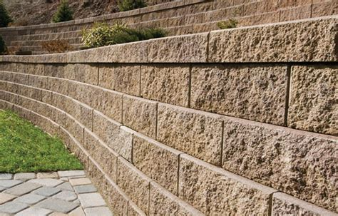 garden blocks for retaining wall boral retaining wall blocks garden wall blocks prices