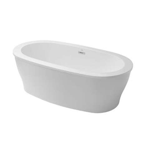 Jason Bathtub by Jason Forma Freestanding Bathtub 66 X 36 X 22