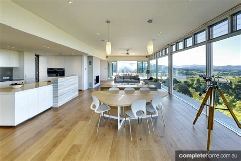 home design open plan grand designs australia sustainable bushland home