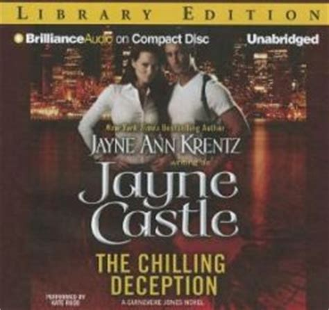 the deception noble books the chilling deception guinevere jones series 2 by
