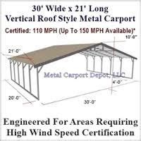 Metal Carport Sizes 1000 Ideas About Metal Carports Prices On