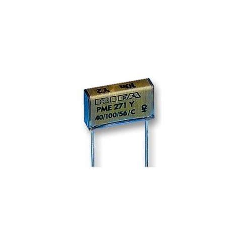 pme271y522m evox rifa capacitor class y2 22nf ebay