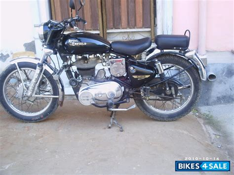 Modified Bike Price In Delhi by Second Royal Enfield Bullet Electra In New Delhi