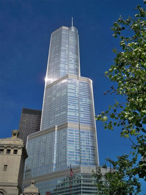 trump tower trump tower chicago il chicago pinterest