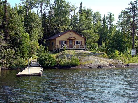 Cottages At The Wilderness by Northern Ontario Housekeeping Cottage 2