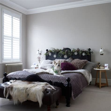 Purple And Gray Bedroom Ideas by Bedroom Decorating Ideas With Purple Walls House Design