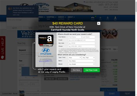 Hyundai 50 Gift Card Test Drive - 50 gift card for hyundai test drive share deals tips leasehackr forum