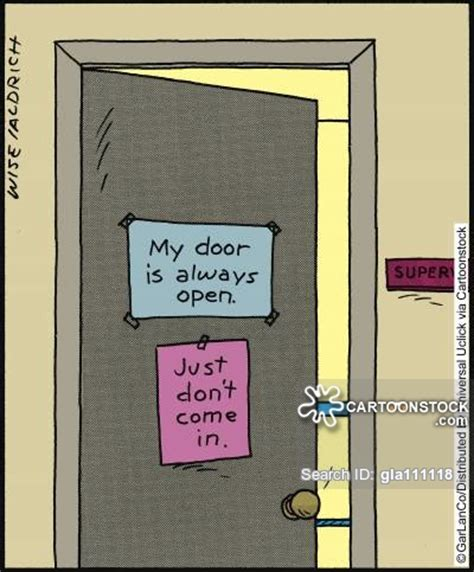 open door policy and comics pictures from