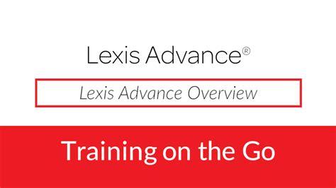 lexis advance research lexisnexis