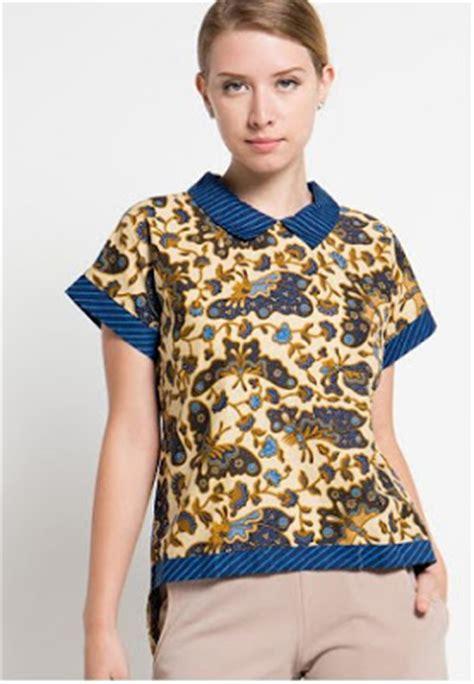 Batik Danar 2 20 model baju batik wanita danar hadi terbaru 2017 1000