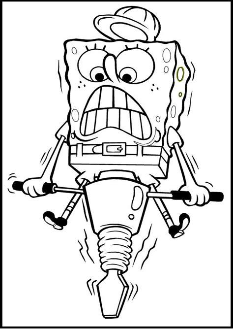 hard spongebob coloring pages 170 best images about spongebob on pinterest patrick o