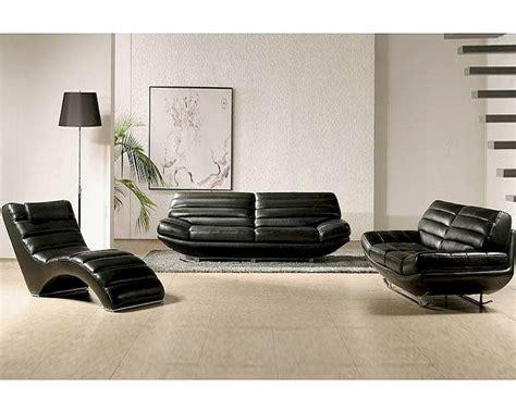 modern leather sofa sets modern design black leather sofa set 44lbo3979blk