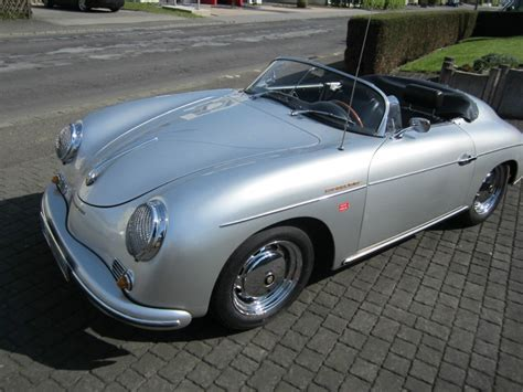 porsche speedster replica for sale porsche 356 speedster apal replica oldtimer for sale
