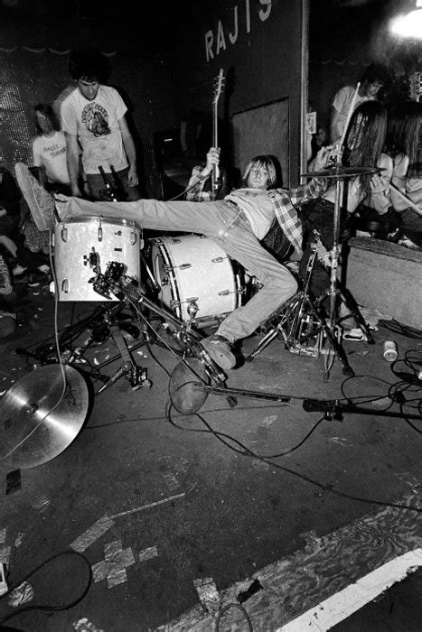 Photographer Charles Peterson Captured the Birth of Grunge