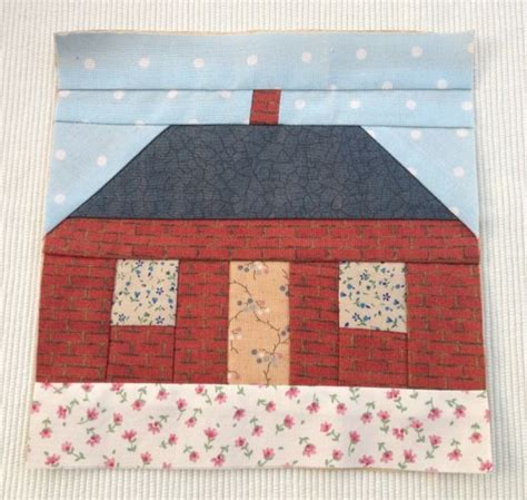 House Quilt Block by House Quilt Block Quilts For All