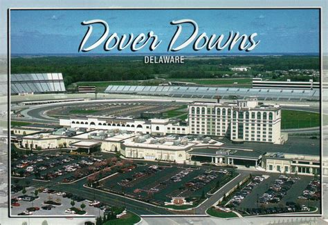 Dover Downs Gift Card - dover downs delaware casino w slot machines horse harness racing etc postcard ebay