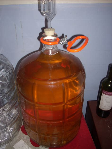 When To Rack To Secondary Fermenter by Racking Of Fruit Wine