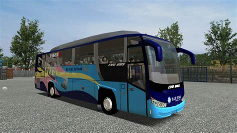 game bus mod indonesia uk truck simulator indonesian bus mod