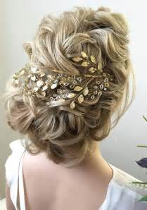 75 chic wedding hair updos for brides deer pearl flowers part 4