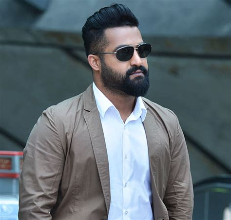 beard look of ntr in movie my family south actors who nailed the beard look tollywood actors