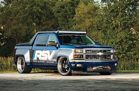 widebody chevy truck 2014 chevrolet silverado 1500 race and rescue