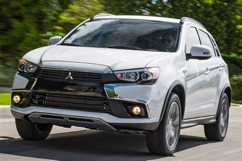 mitsubishi outlander 2016 white used 2016 mitsubishi outlander sport for sale pricing