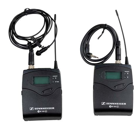 Sennheiser Ew 112 P G3 Me2 Clip On Wireless Senheiser sennheiser ew 112 p g3 mount wireless microphone system with me2 lavalier mic c 734
