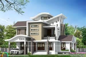 Unique Modern Home Design by Unique Ultra Modern Contemporary Architecture Kerala