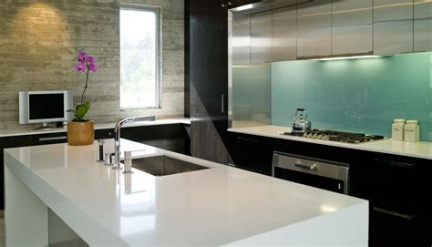 Blizzard Caesarstone Countertops by Caesarstone Countertops Avanti Kitchens And Granite