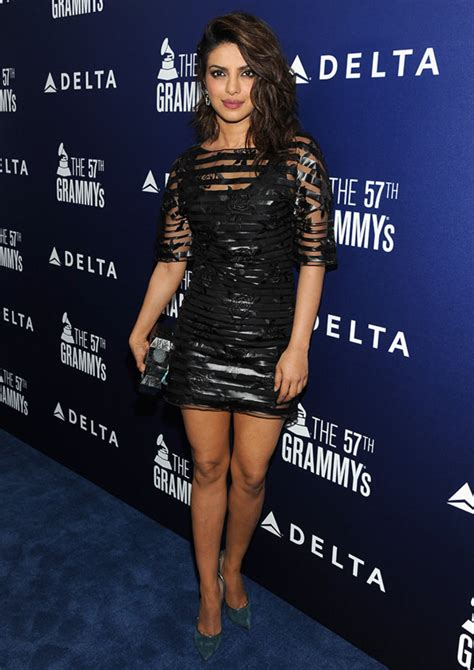 oscars 2016 contenders party report premieres parties priyanka chopra s sexiest appearance in hollywood vote