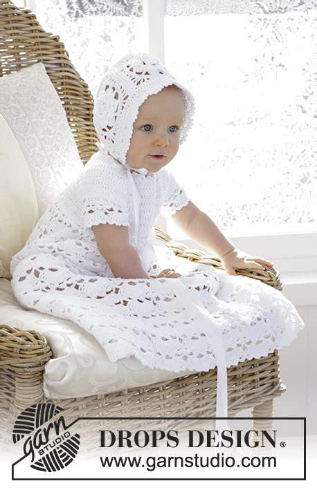 haakpatroon baby jurk haakpatroon jurk en muts