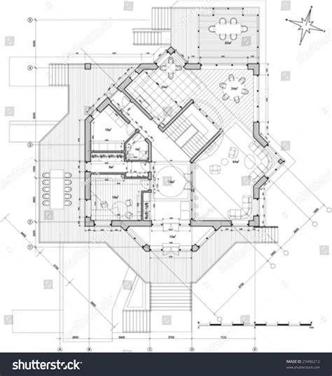 house plan vector house plan vector house and home design