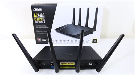 Router Asus Rt Ac87u asus rt ac87u unboxing look asus rt ac87r