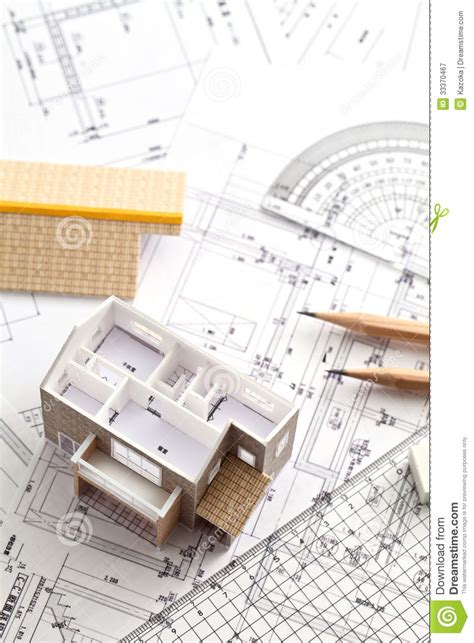 drawing house plans home design plan royalty free stock house design drawing royalty free stock photography