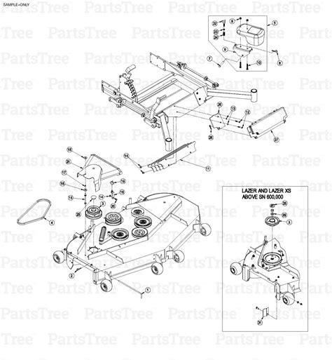 exmark deck belt diagram 26 exmark lazer z belt diagram dziuk