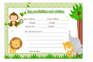 facts about jungle theme baby shower home theme ideas